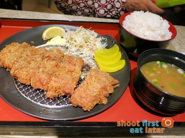 Rice Empire - unagi katsu MOP$78