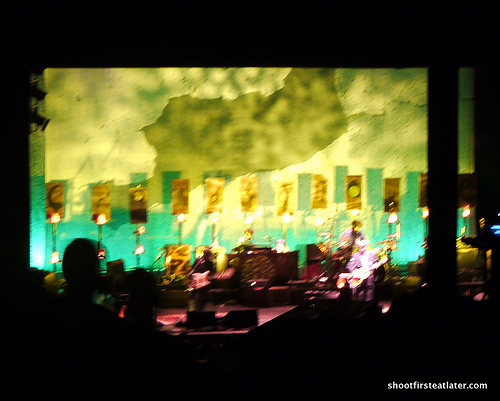 Crowded House at Wolf Trap-11