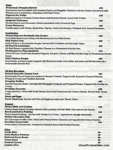 Borough menu back
