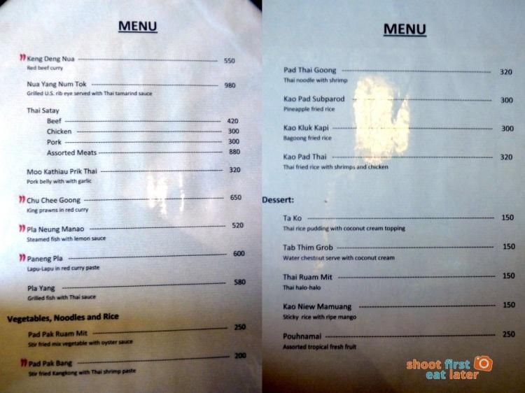 Balesin Island Club - Phuket Village menu-001