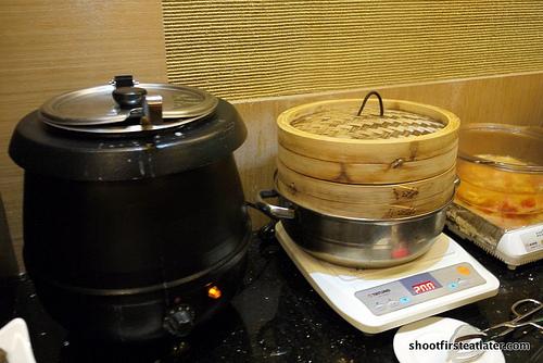 breakfast at Hsuan Mei Hotel-10