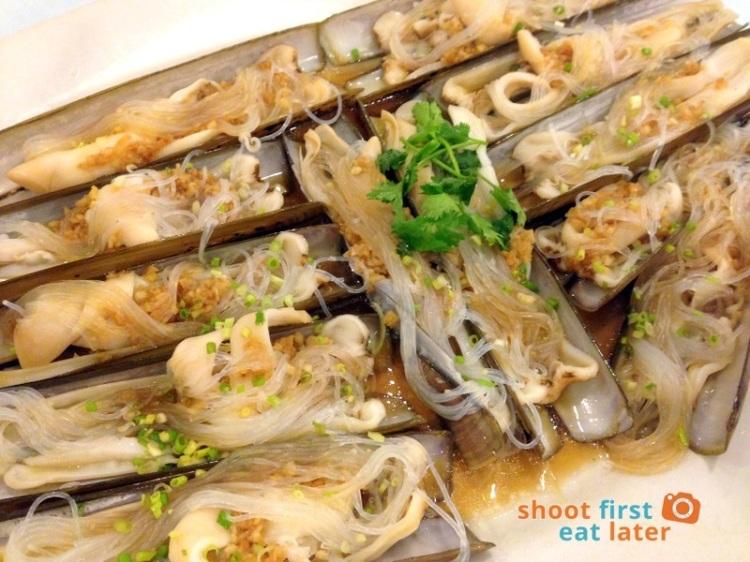 Century Seafood Restaurant - Razor Clams-001