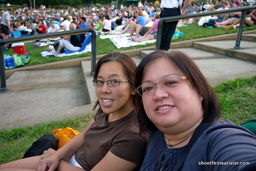 Crowded House at Wolf Trap-7
