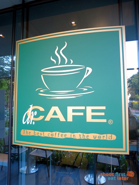 Dr. Cafe in Singapore