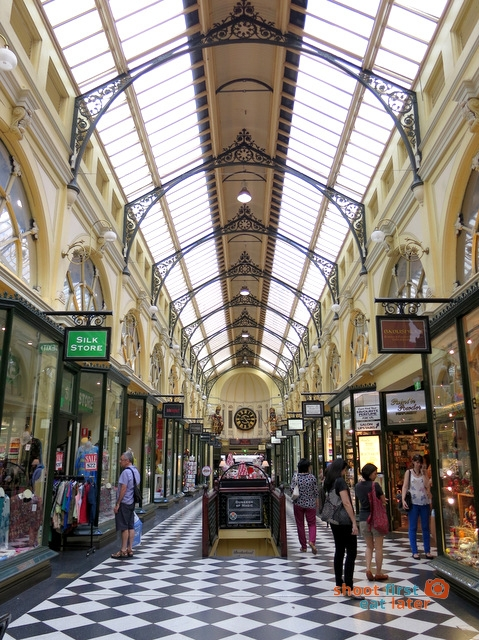 Royal Arcade Bourke Street-001