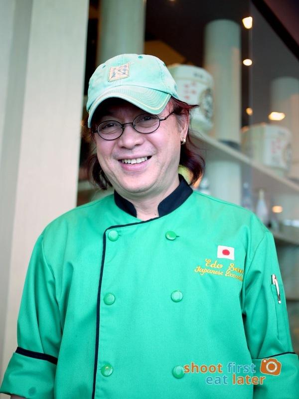 Chef Edo San