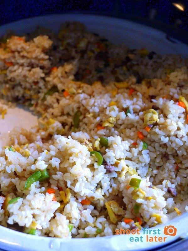 Inagiku, Makati Shangri-La- fried rice
