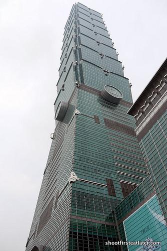 Taipei 101 fast food -1