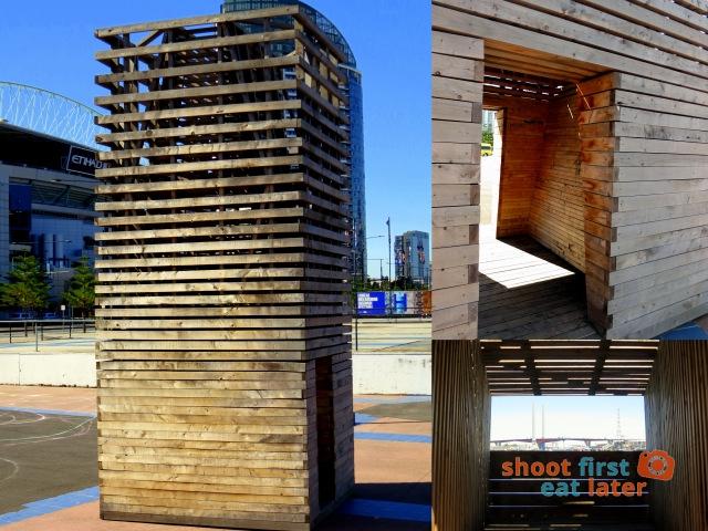 Sealight Pavilion, Docklands, Melbourne