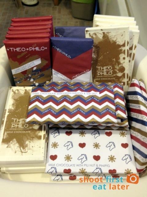 Connie's Kitchen Deli - Theo Pilo chocolates