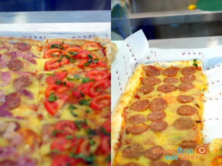 Lucca Bakery - Pizza