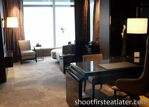 Ritz-Carlton Hong Kong Premier Suite