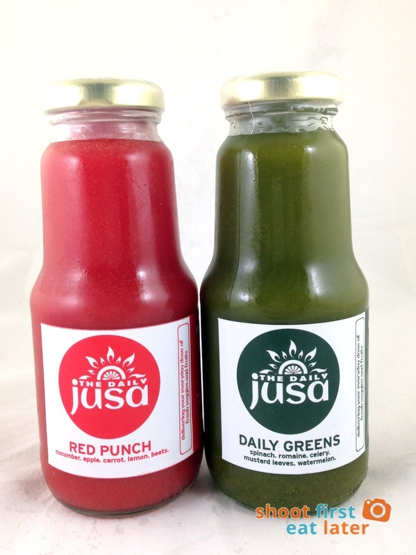 Juicing with The Daily Jusa (fruit juice, veggie juice)-002