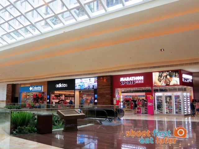 Sands Cotai Central mall