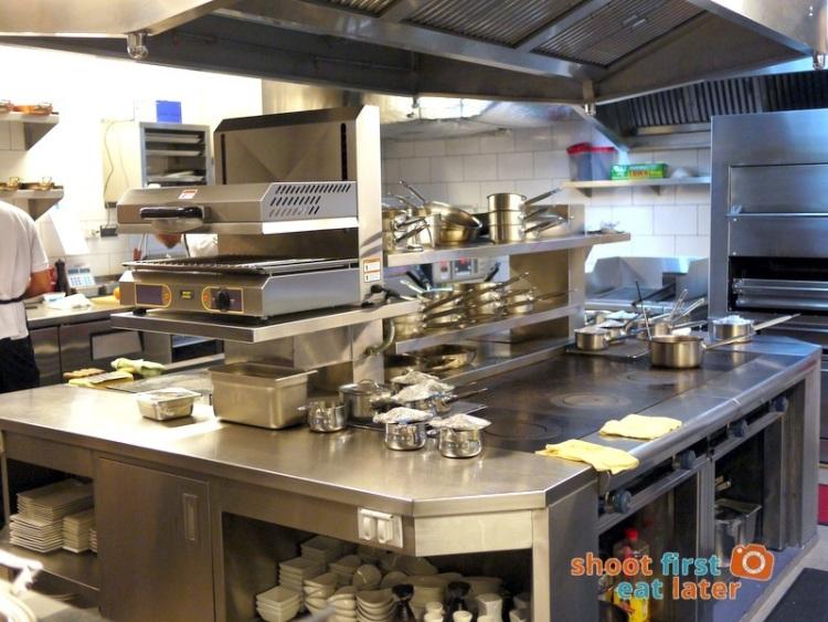 Allium Restaurant - Kitchen-001