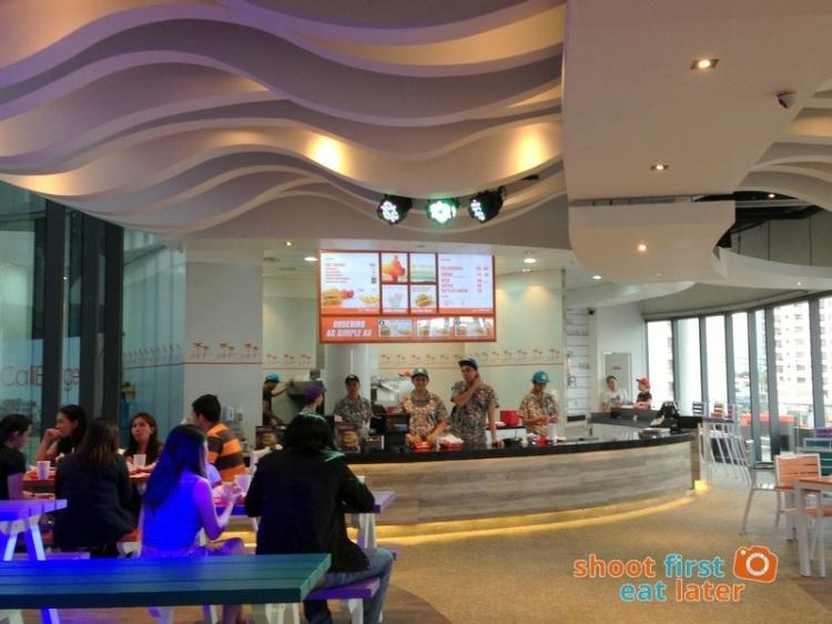 Century City Mall Manila- Caliburger-003