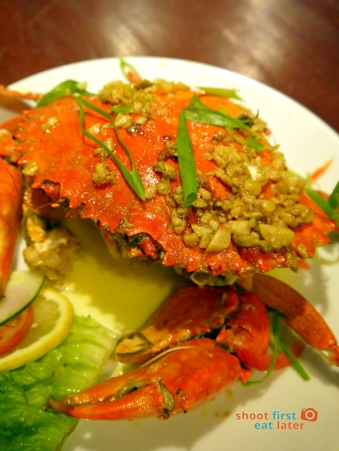 Balesin Fish Fun - butter garlic crab P350