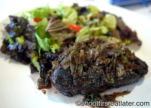 U.S. Black Angus Beef Onglet