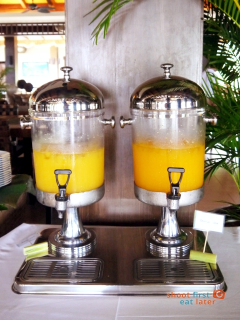 breakfast buffet at Balesin clubhouse-001