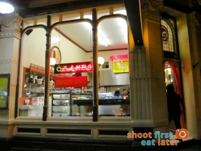 Lambs Restaurant, Melbourne-001