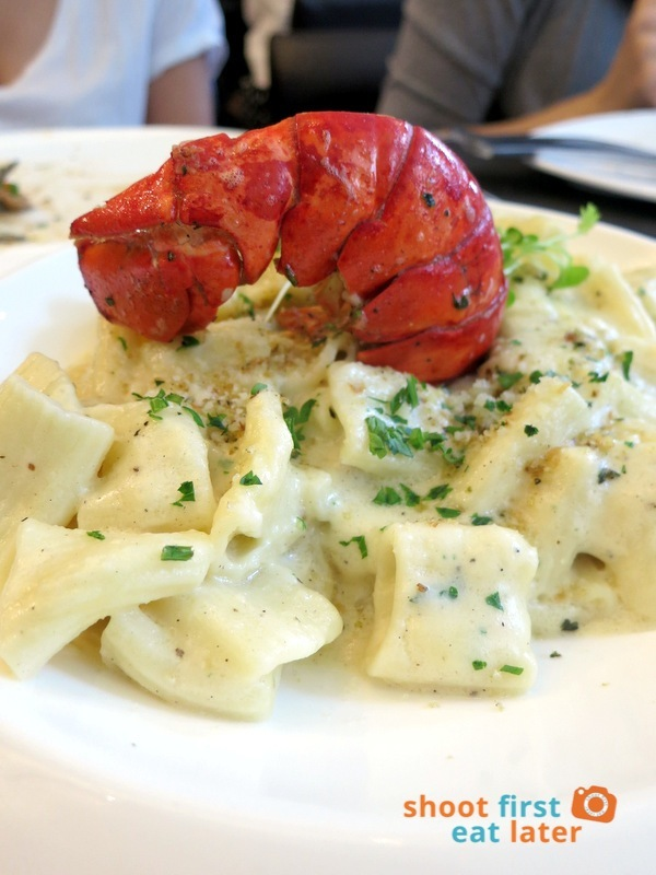 Todd English Food Hall Manila- Mac N' Cheese with Lobster P520