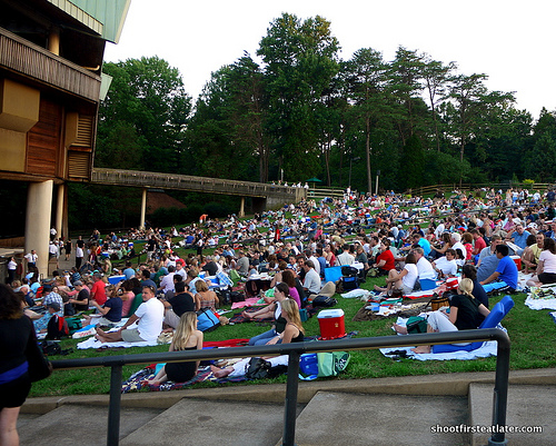 Crowded House at Wolf Trap