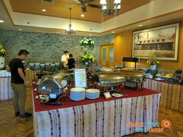 Baguio Country Club Breakfast Buffet