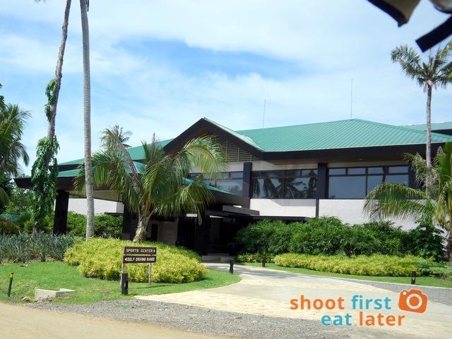 Balesin Island Club Sports Center