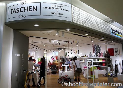 The Taschen Shop, Hong Kong