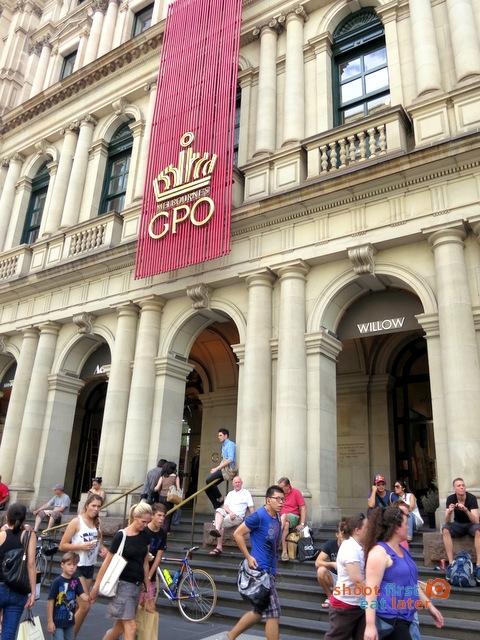Melbourne's GPO-001