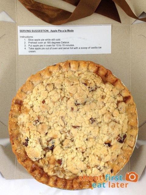 Catherine's Cakes & Pies - Apple Pie -001