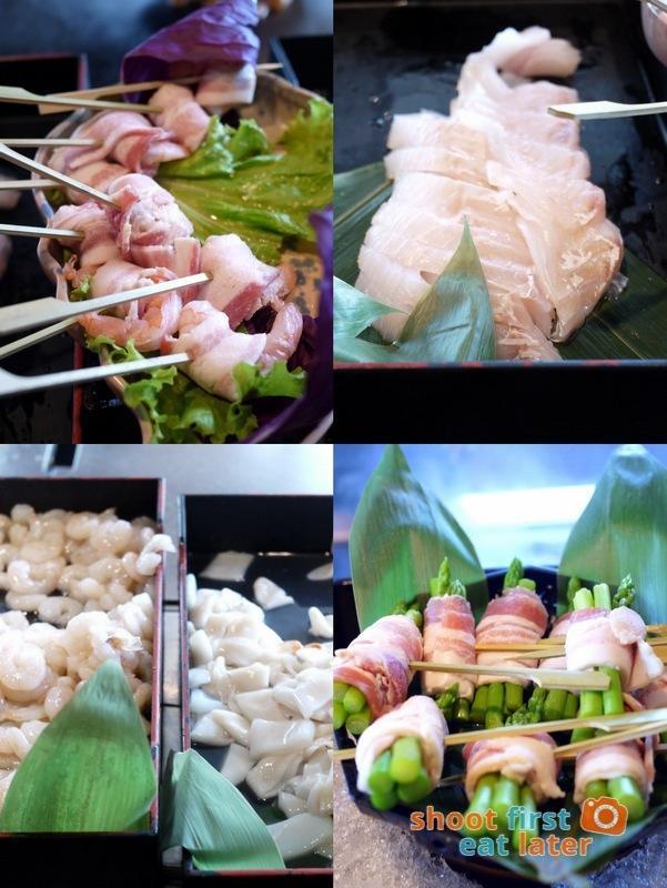 Inagiku, Makati Shangri-La- teppanyaki-002