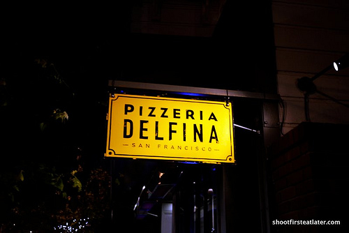 Pizza Delfina