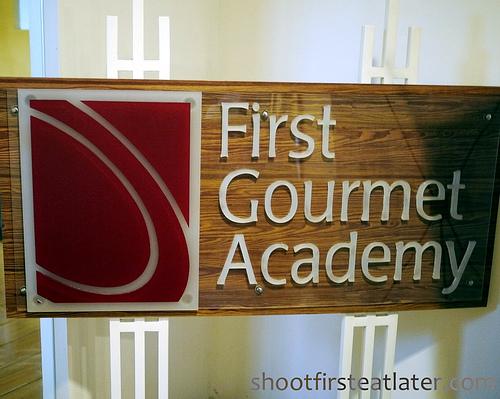 First Gourmet Academy-2