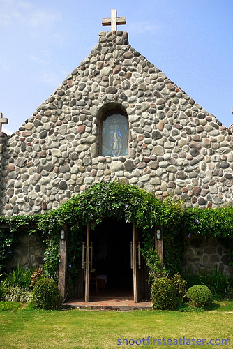 Batanes - Tukon Church
