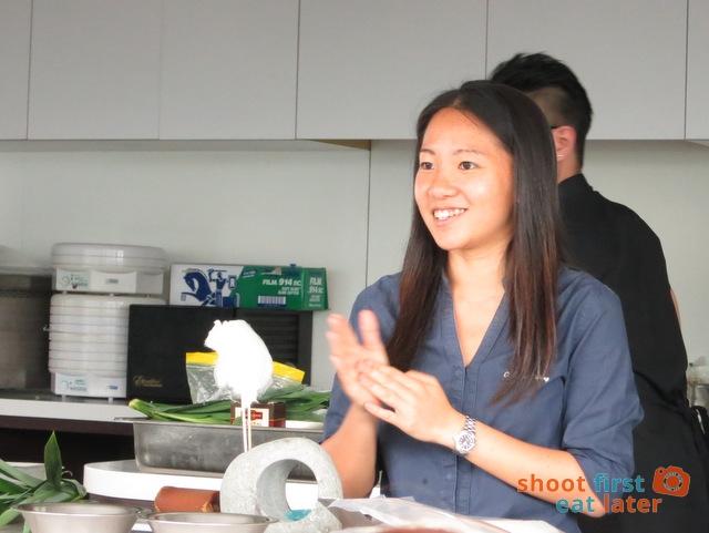 2am lab- Chef Janice Wong