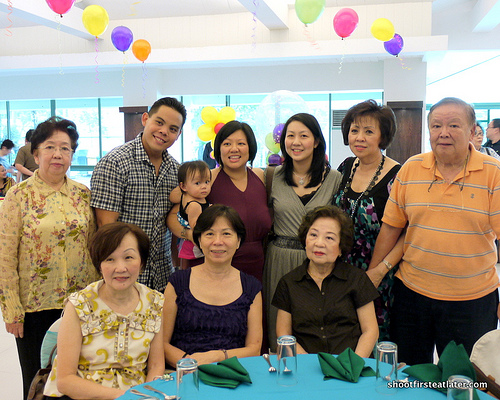 Lucy's 1st birthday at Green Meadows Clubhouse-25