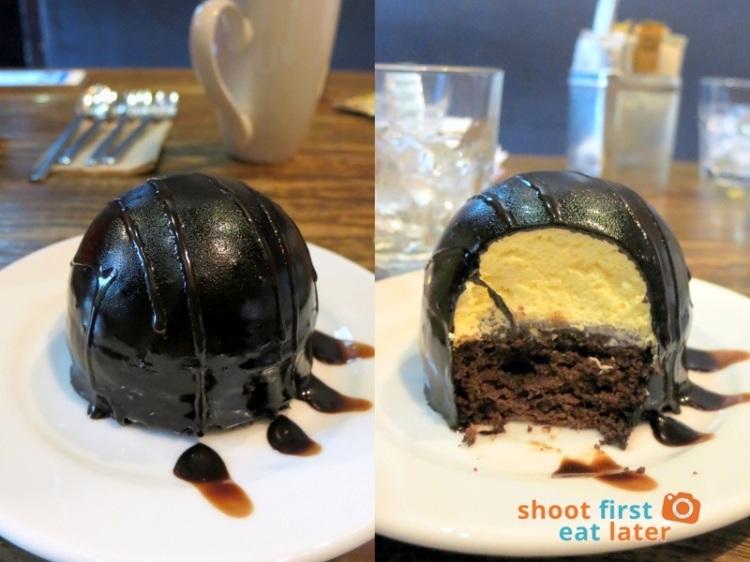 Kuppa BGC- Chocolate Peanut Butter Bombe