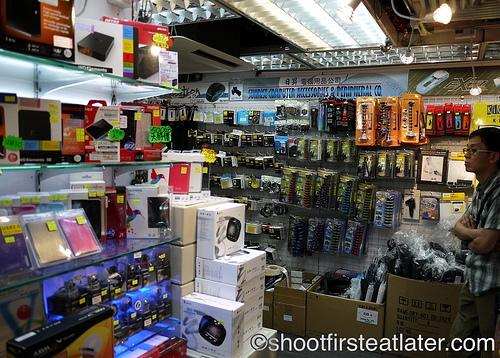 Sim City, Photography Equipment, Hong Kong-10