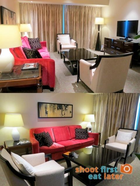 Sheraton Macao Hotel- Executive Suite -010