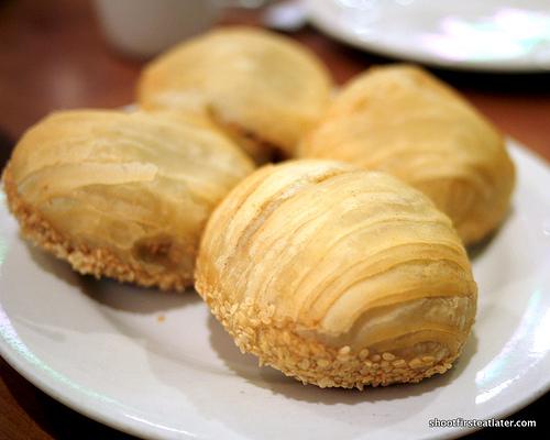 Shredded Turnip Shortcake