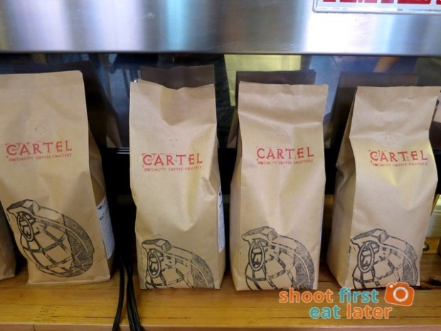 Manchester Press- Cartel coffee beans