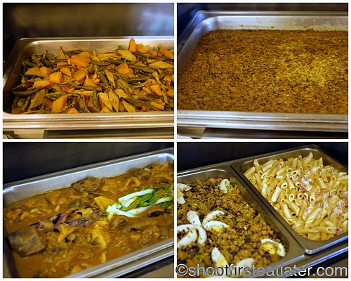 Hamilo Coast buffet lunch-17
