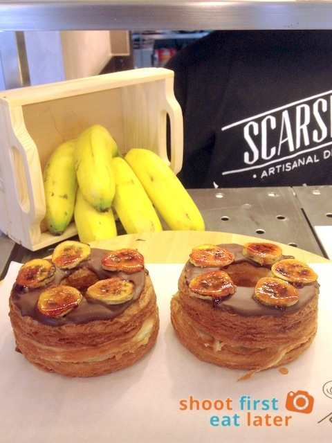 Scarsdale Artisinal Delights- Banofee Croughnut
