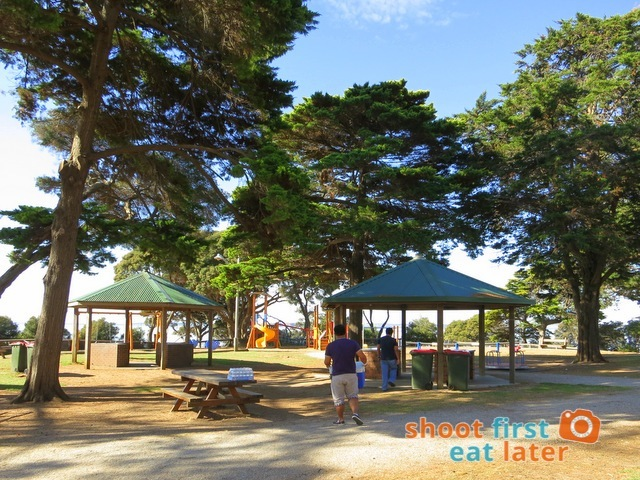picnic at the Cowes, Phillip Island-002