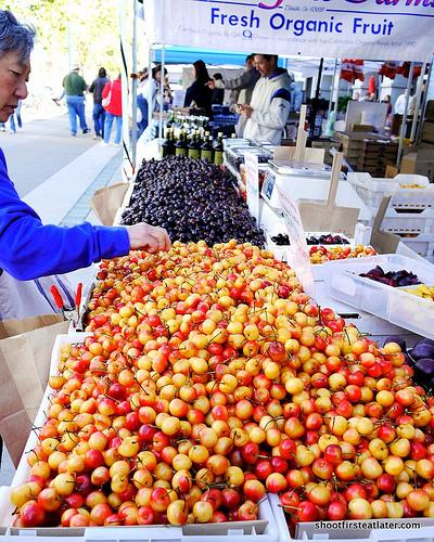 Ferry Plaza Farmers Market -3