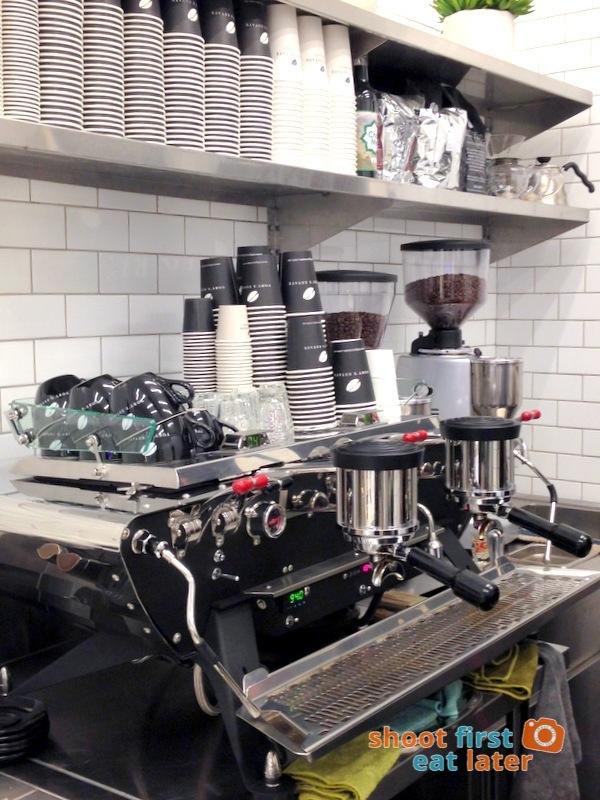 Toby's Estate Manila - Century CIty Mall- Kees van der Westen espresso machine