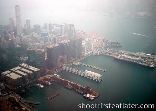 Tosca at the Ritz-Carlton Hong Kong- View