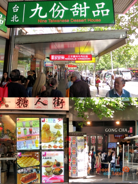 Chinese restaurants in Melbourne