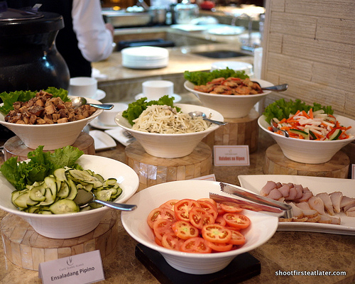 Filipino salads